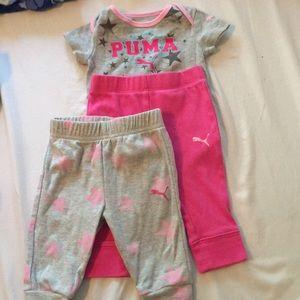 Puma Baby Set